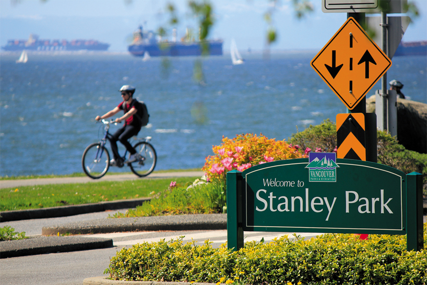 Stanley Park Gay Vancouver Travel Guide