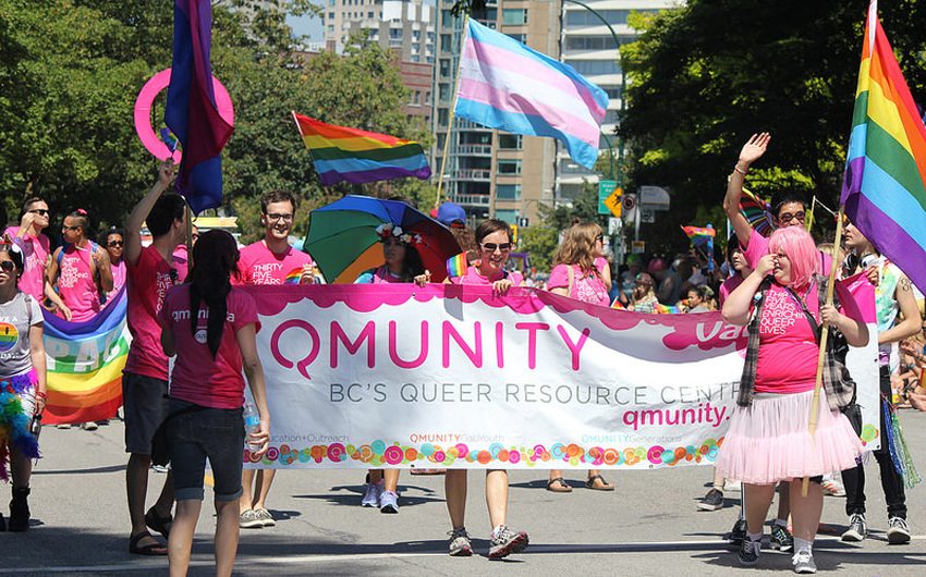 from Brady vancouver gay and lesbian support